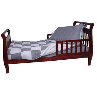 Gingham Patchwork 4-piece Toddler Bedding