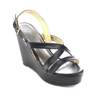 Beston AB33 Women's Slingback Wedges