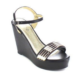 Beston AB32 Women's Ankle Strap Sandals