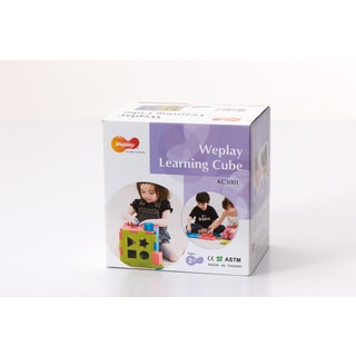 Learning Cube All-in-1 Creative Cube Set