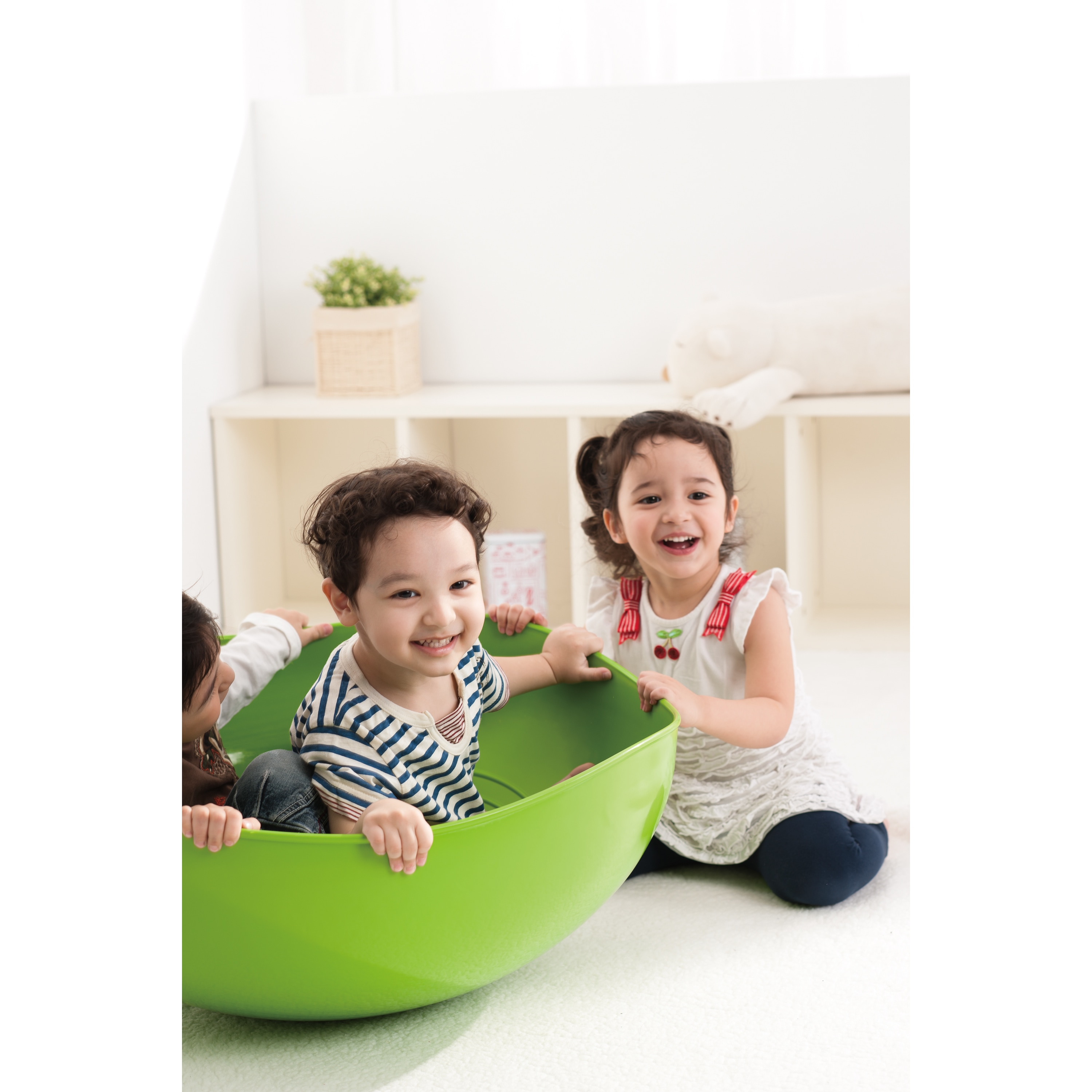 Awesome Rocking Bowl Green Ibusinesslaw Wood Chair Design Ideas Ibusinesslaworg