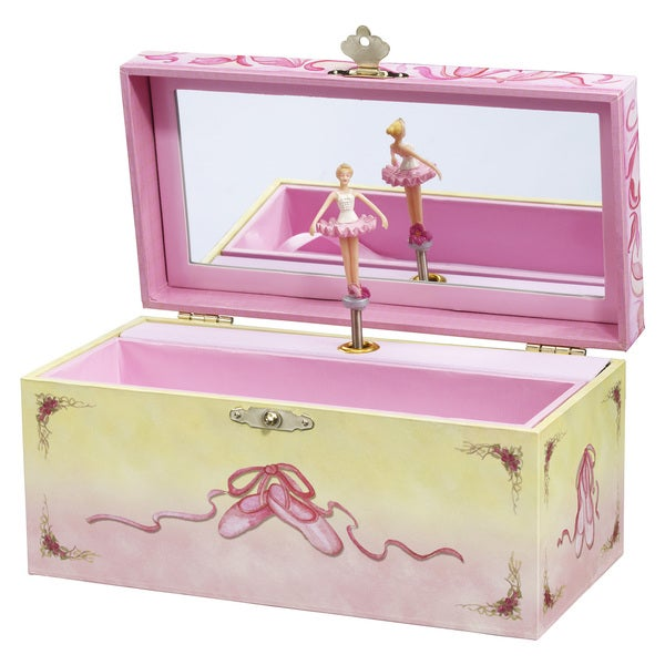 Enchantmints Ballet Shoes Music and Treasure Box