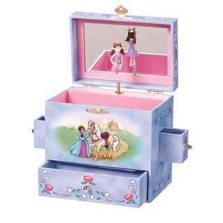 Enchantmints Fairy Tale Princess Music and Treasure Box