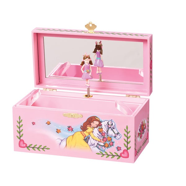Enchantmints Royal Garden Princess Music and Treasure Box