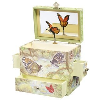 Enchantmints Monarchs Music and Treasure Box