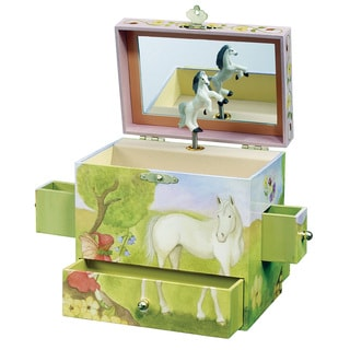 Enchantmints Horse Fairy Music and Treasure Box