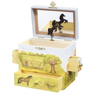 Enchantmints Horse Ranch Music and Treasure Box