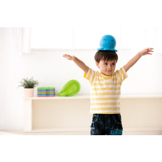 Up On Top Balance and Posture Toy