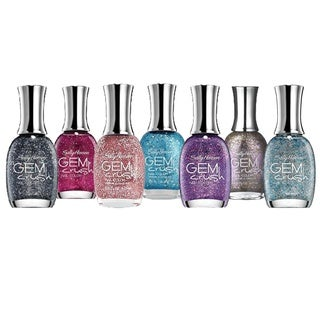 Sally Hansen Gem Crush 7-piece Nail Polish Set