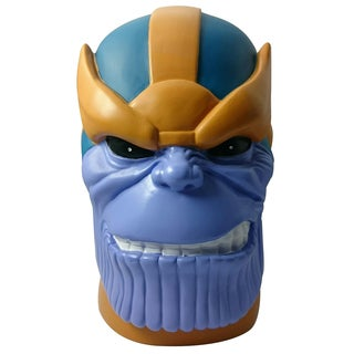 Diamond Select Toys Marvel Heroes Thanos PX Head Money Bank