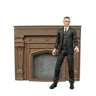 Diamond Select Toys Gotham Select Alfred Action Figure