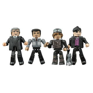 Diamond Select Toys Gotham Minimates Series 2 Box Set