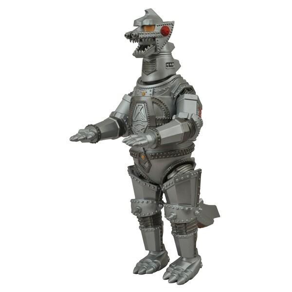 Diamond Select Toys Godzilla Mechagodzilla Vinyl Figural Bank
