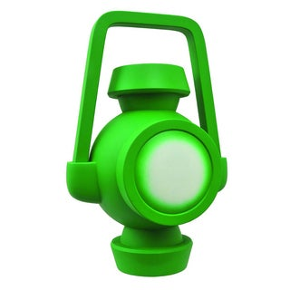Diamond Select Toys Justice League Animated Green Lantern Battery Vinyl Bank
