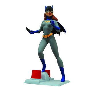 Diamond Select Toys Femme Fatales Batman Animated Batgirl PVC Statue