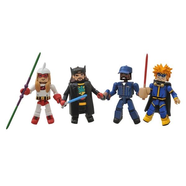 Diamond Select Toys Jay and Silent Bob Minimates Series 1 Box Set