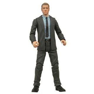 Diamond Select Toys Gotham TV Series Select Jim Gordon Action Figure