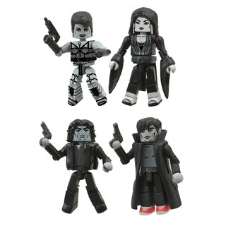 Diamond Select Toys Sin City Minimates Series 3 Box Set
