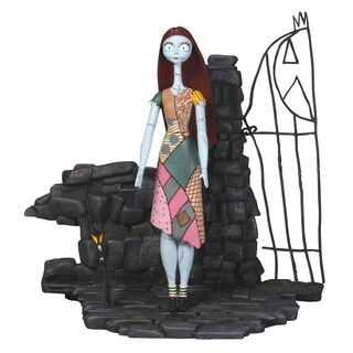 Diamond Select Toys Nightmare Before Christmas Select Sally Action Figure