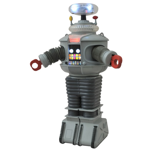 Diamond Select Toys Lost In Space B9 Electronic Robot
