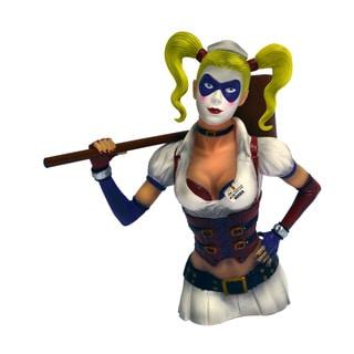 Diamond Select Toys Arkham Asylum Harley Quinn Bust Bank