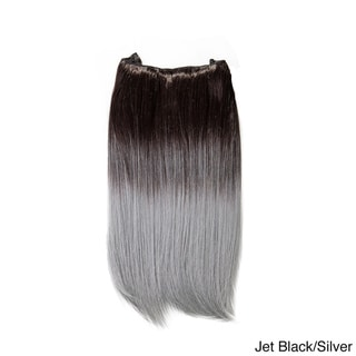 Rogue 18-inch Ombre Slip-On Hair Extensions