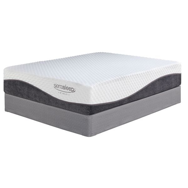 Sierra Sleep By Ashley Mygel Hybrid Queen Size Mattress