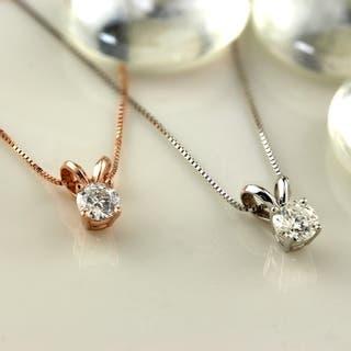 Auriya 14k Gold 1/3ct TDW Round Diamond Solitaire Necklace|https://ak1.ostkcdn.com/images/products/11211856/P18199589.jpg?impolicy=medium