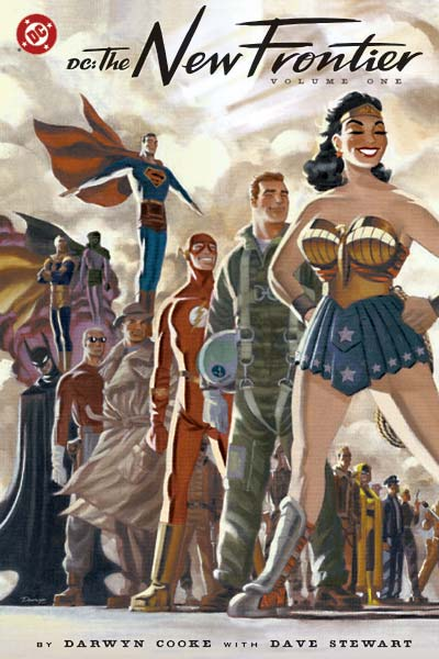 DC The New Frontier Vol. 1 (Paperback)