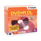 Verbatim 8x DVD+R Double Layer Media