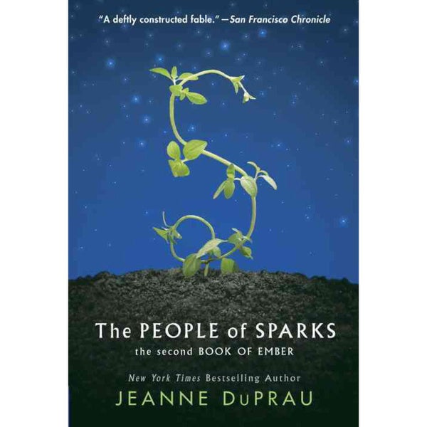 The People of Sparks (Paperback)