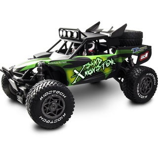 KidzTech 1:14 Scale R/C Sand X-Monster Remote Controlled Truck