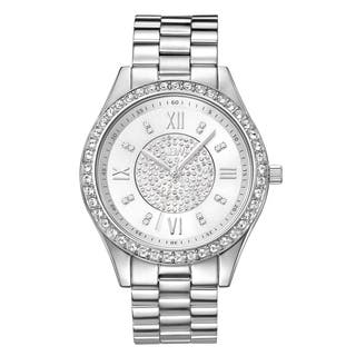JBW Women's Mondrian J6303A Stainless Steel Diamond Watch|https://ak1.ostkcdn.com/images/products/11319310/P18296860.jpg?impolicy=medium