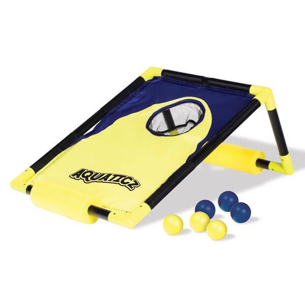 Remarkable Franklin Sports Aquaticz 1 Hole Bean Bag Toss Machost Co Dining Chair Design Ideas Machostcouk