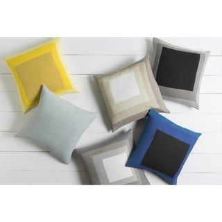 Decorative Americas 22-inch Down or Polyester Filled Pillow