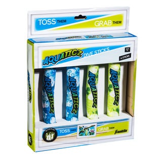 Franklin Sports Aquaticz Grab Sticks