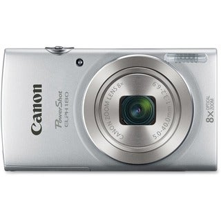 Canon PowerShot 180 20 Megapixel Compact Camera - Silver