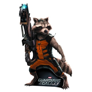 Diamond Select Toys Guardians Of The Galaxy Rocket Raccoon Figural Bank