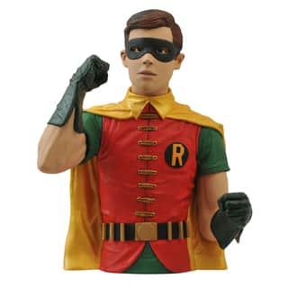 Diamond Select Toys Batman 1966 Robin Bust Bank|https://ak1.ostkcdn.com/images/products/11319511/P18296997.jpg?impolicy=medium