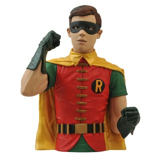 Diamond Select Toys Batman 1966 Robin Bust Bank