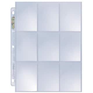 100 Ultra Pro Platinum 9-Pocket Sheets|https://ak1.ostkcdn.com/images/products/11319585/P18297073.jpg?impolicy=medium