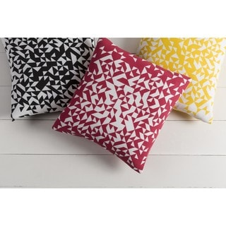 Decorative Almonaster 18-inch Down or Polyester Filled Pillow
