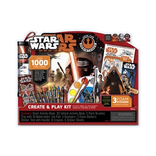 Bendon Star Wars Episode 7: The Force Awakens Giant Art Activity Set (Ep. VII)