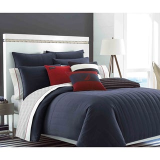 Nautica Mainsail Navy Euro Pillowcase