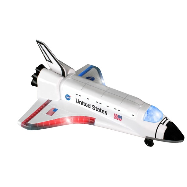 Daron Radio Control Space Shuttle w/ Lights and Sound