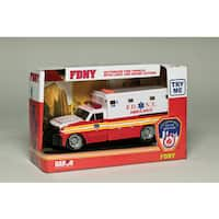 Daron Fire Department City of New York Motorized Ambulance (FDNY)