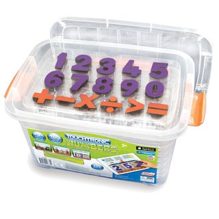 Junior Learning Touchtronic Number Kit - 3 Learning Games & 160 Mathematic Pieces for iPad