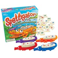 Junior Learning Spelligator Word Building Game - Spelligator Word Building Game