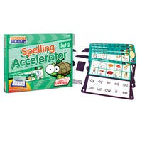 Junior Learning Smart Tray Spelling Accelerator Set 2