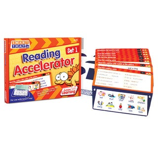 Junior Learning Smart Tray Reading Accelerator Set 1